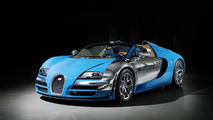 Bugatti Legend Meo Costantini introduced at Dubai Motor Show