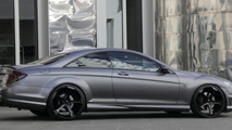 Mercedes CL65 AMG Grey Stone Edition by Anderson Germany 05.8.2013