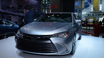 2015 Toyota Camry live in New York