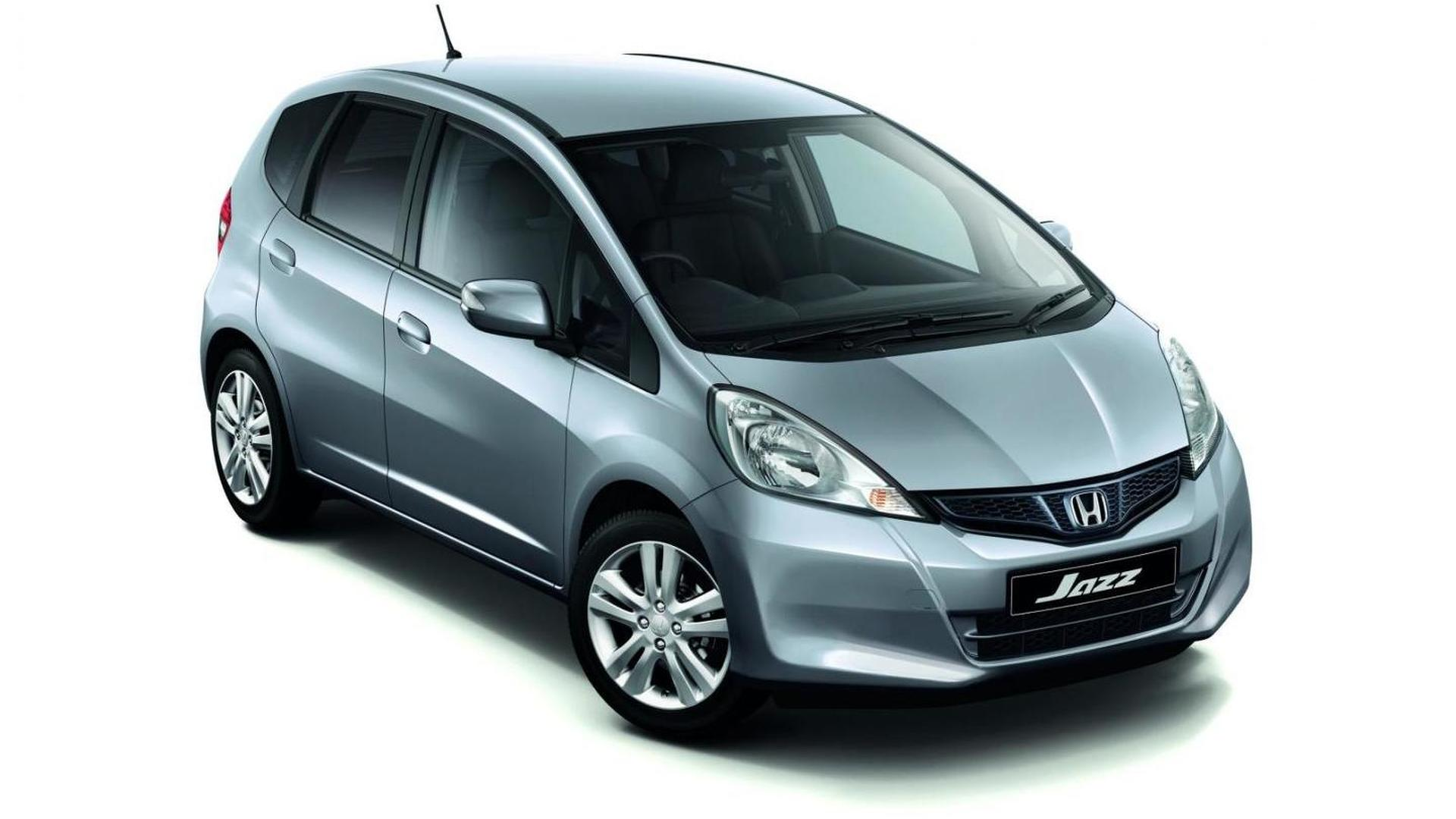Honda Jazz ES Plus launched in UK