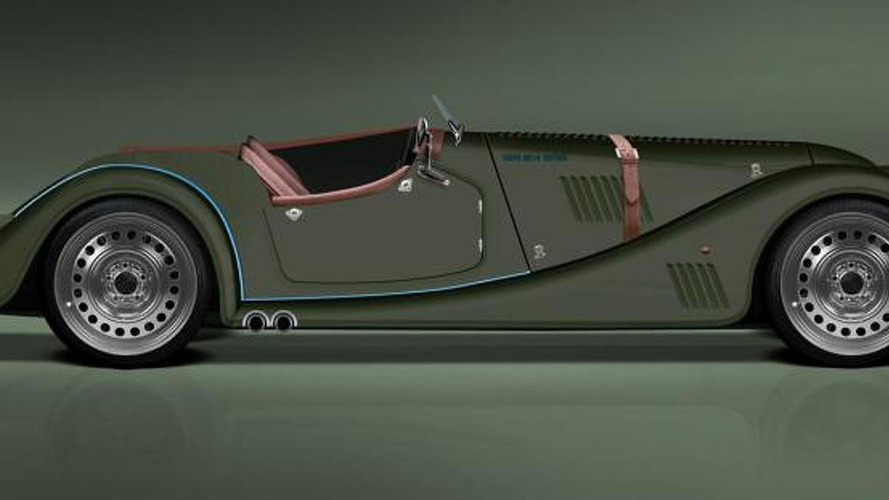 Morgan Plus 8 Speedster limited edition announced, celebrates 100 years of manufacturing