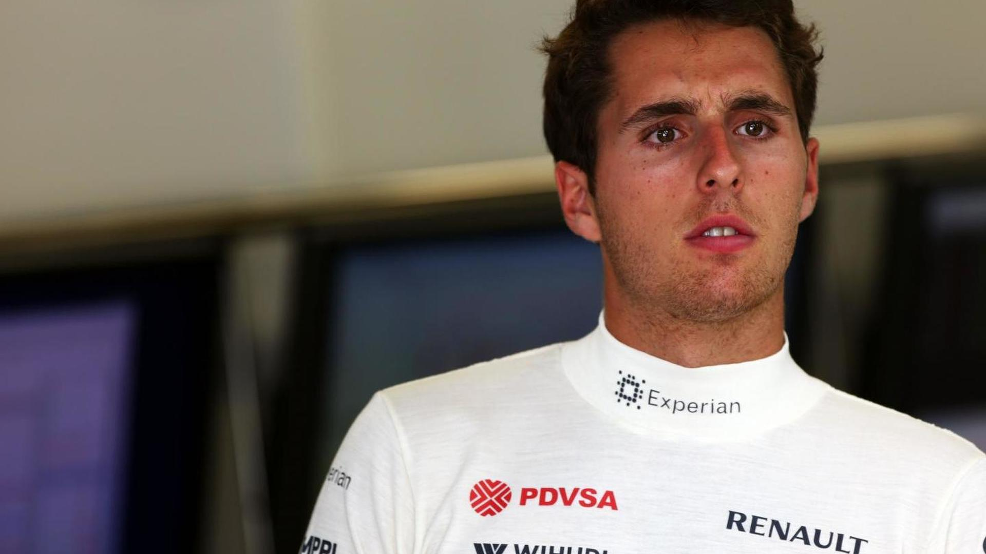 Williams was also option for Juncadella