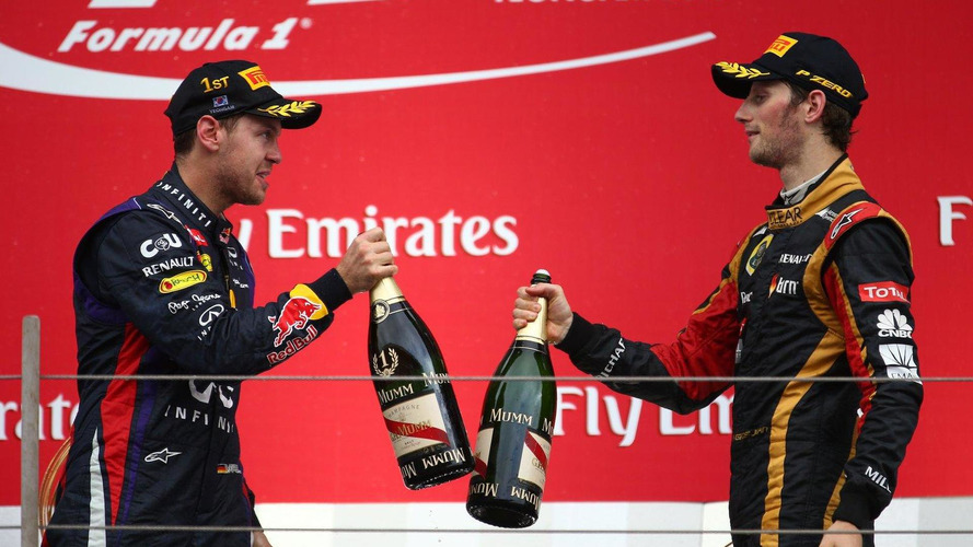 Vettel to be father in one month - report