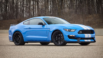 2017 Shelby GT350 Mustang gains a standard Track package