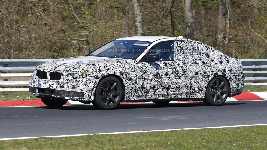 2017 BMW 5-Series returns to the Ring
