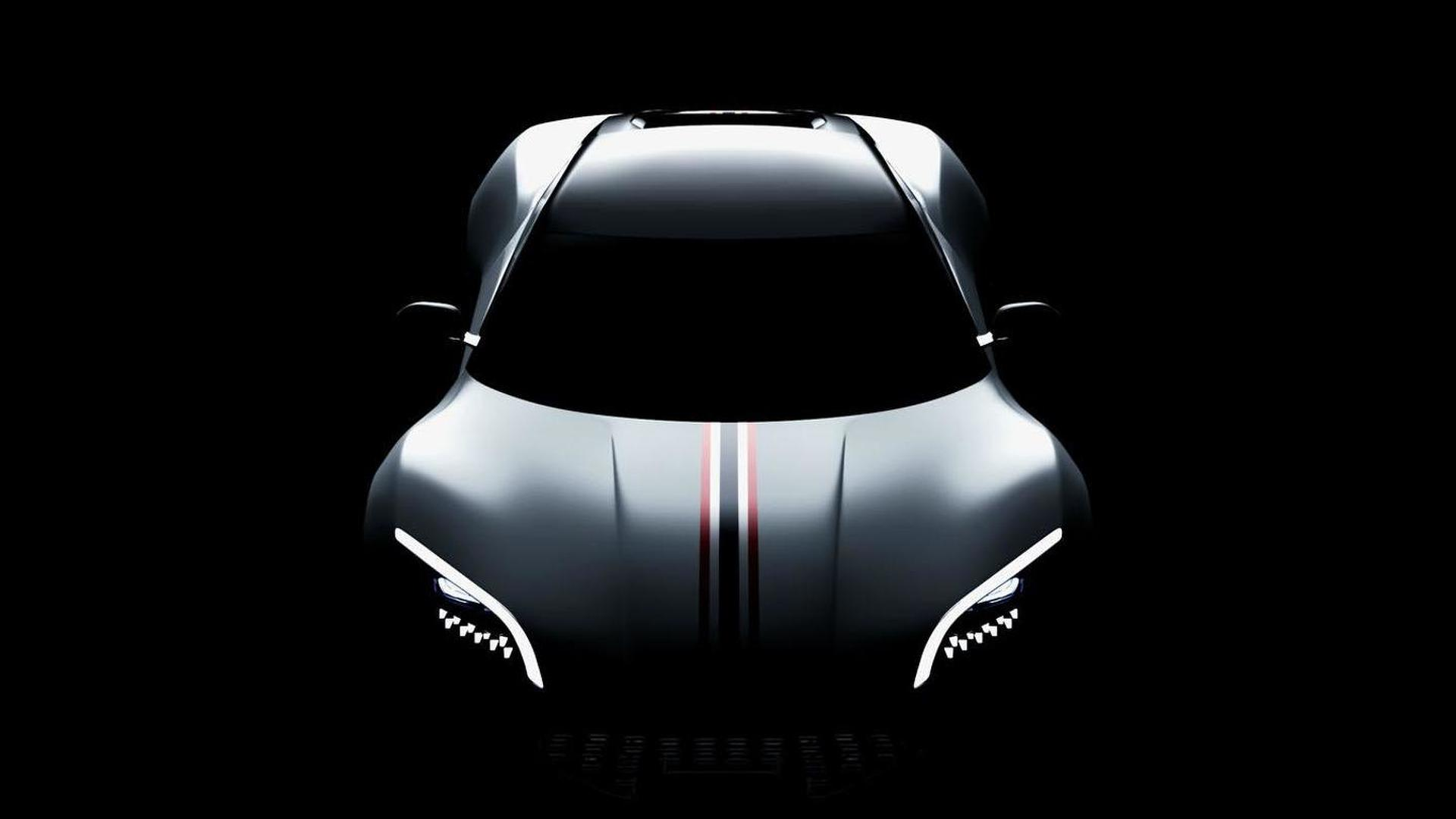 Thai sports car teased