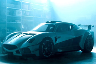 Meet Italy's New 1,000-HP Mazzanti Hypercar