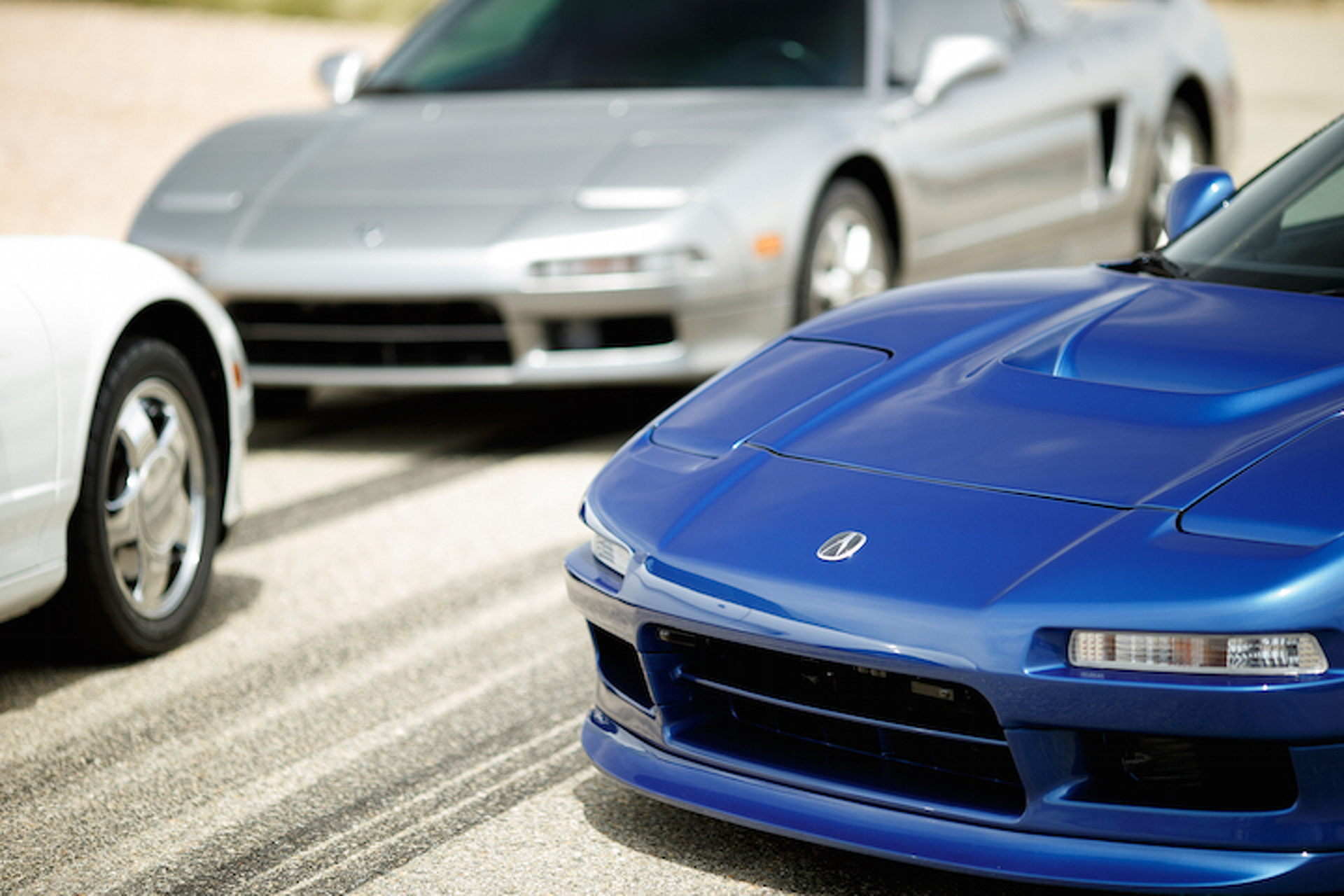 Attacking the Track in a Supercharged 1991 Acura NSX