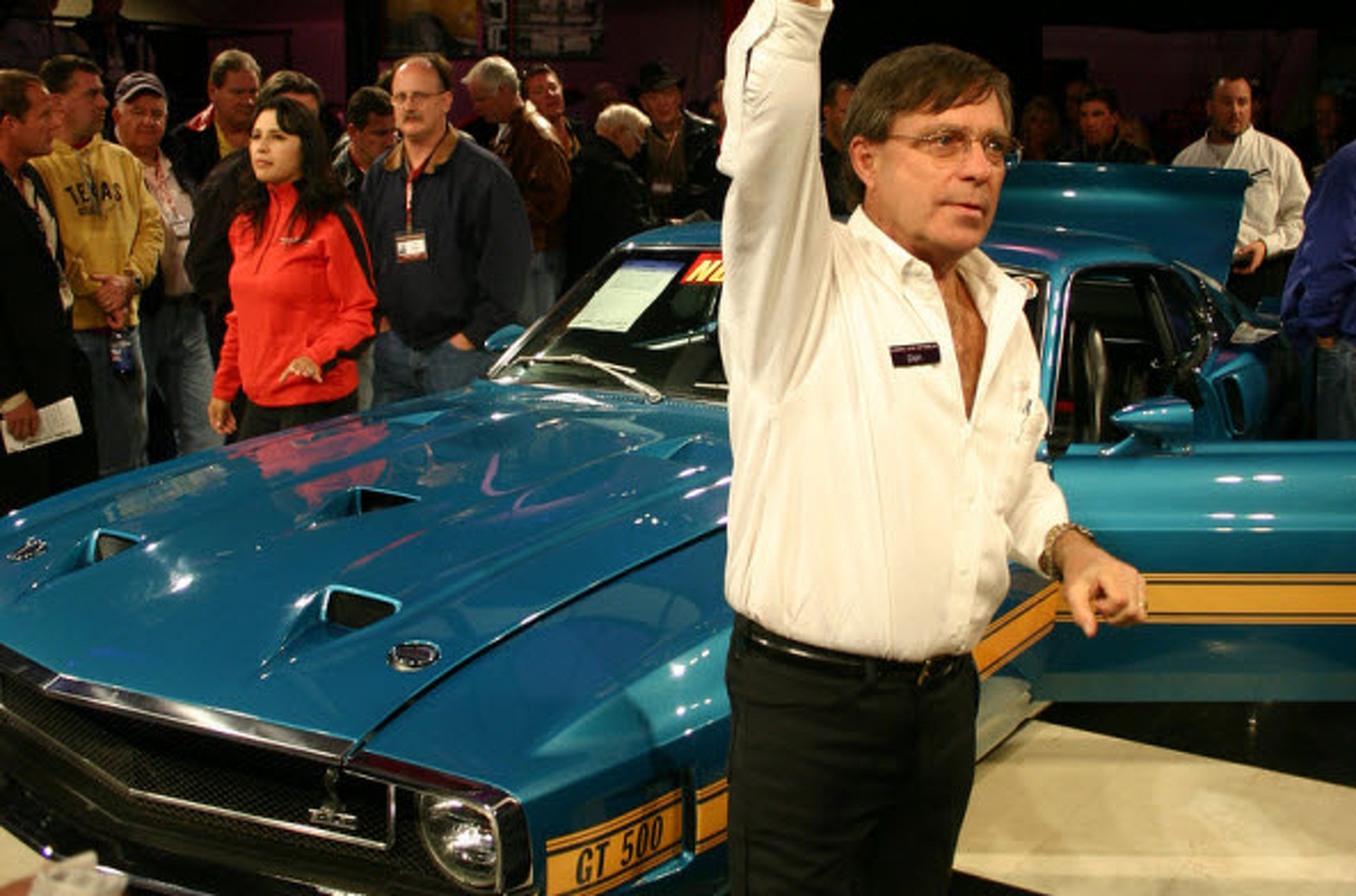 2014 Classic Car Prices: Flat Since the Recession