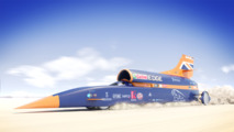 Bloodhound SSC record attempt