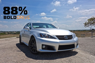BoldDrive: 2013 Lexus IS F