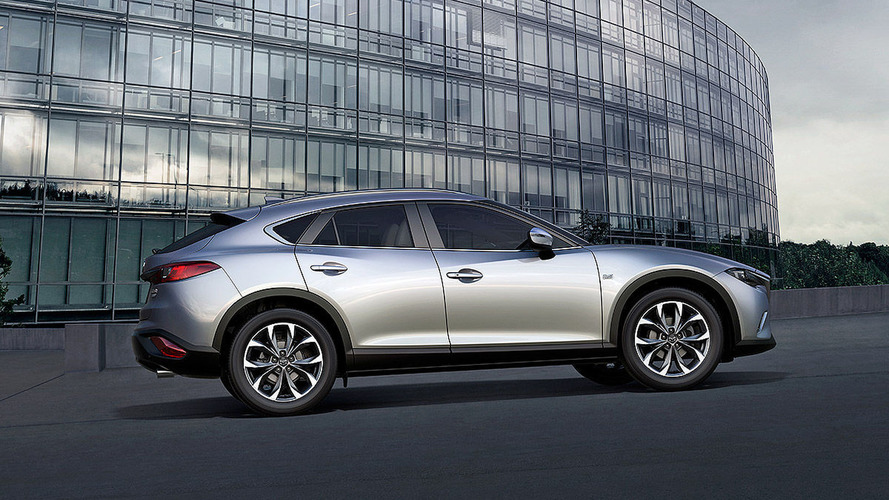 Mazda CX-4 breaks cover as China-only model