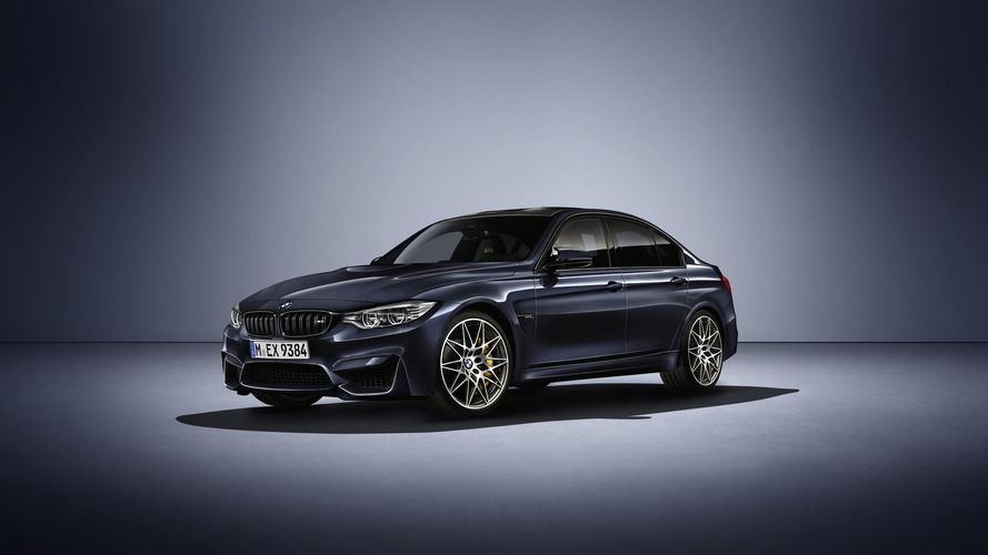 BMW '30 Jahre M3' annnounced for U.S., limited to 150 units