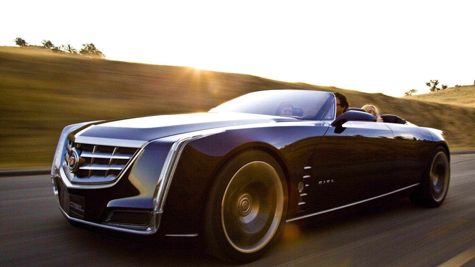 Cadillac Ciel Concept comes to Frankfurt too [video]