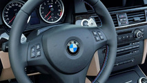 New BMW M3 Convertible interior