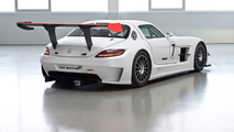 Mercedes SLS AMG GT3 walkaround [video]