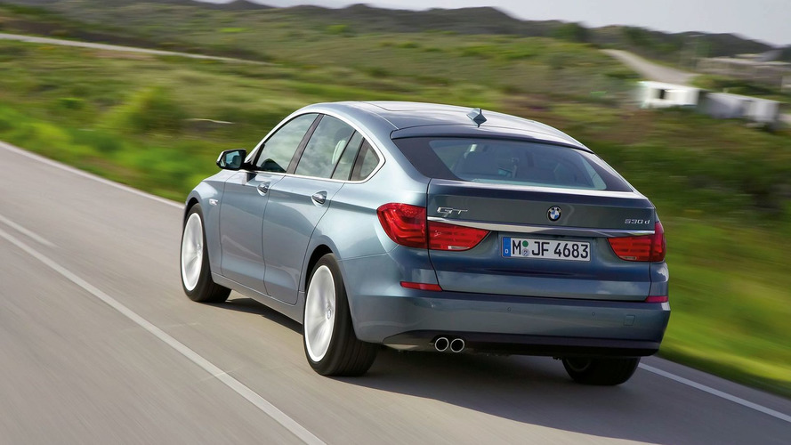 OFFICIAL: BMW 5 Series GT In Depth with 65 Photos & Video