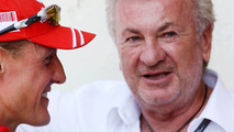 Schumacher could appear as witness for Weber