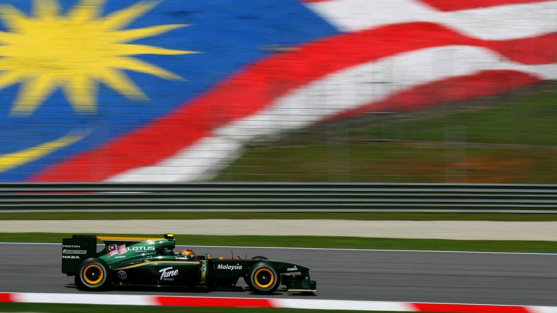 Lotus to be called '1Malaysia' next year?