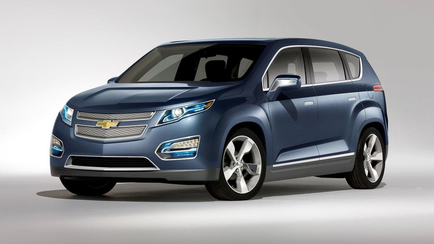 General Motors trademarks Crossvolt name, could be used for a Volt crossover