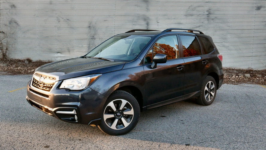 2017 Subaru Forester 2.5i Touring Review: Bigger On The Inside