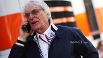 Ecclestone: I've been asked to stay for three more years