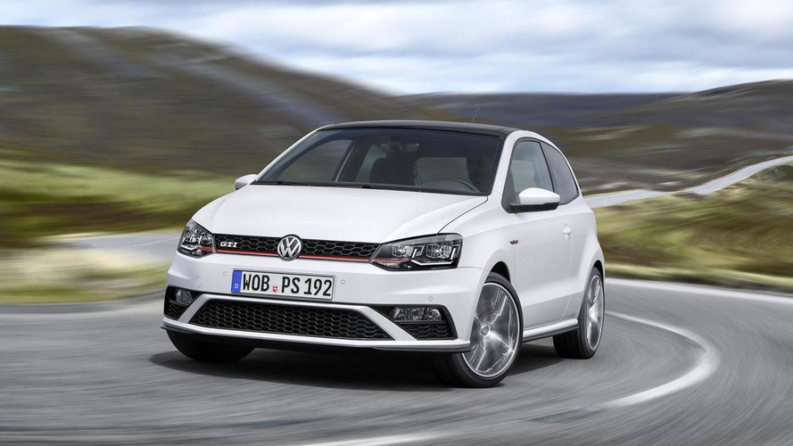 Volkswagen Polo GTI facelift revealed with revised styling & more power