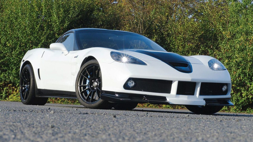 Geiger GTS with 710hp Based on Corvette ZR1