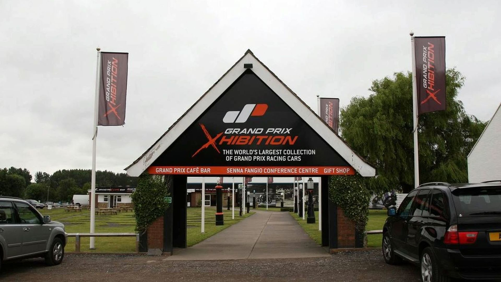 Donington Goes into Administration - retains British Grand Prix Hope