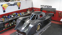 RMR Hyundai Genesis PM580 Revealed for Pikes Peak Hill Climb