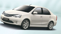 Toyota Etios Concept Unveiled in New Delhi