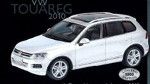 2011 VW Touareg New Generation Photos Leaked
