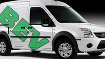 Ford Introduces New Transit Connect as Their First Electric Vehicle