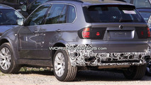 2010 BMW X5 Facelift Spy Shots