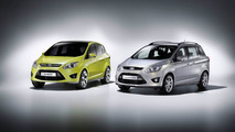 2010 Ford C-Max and Grand C-Max