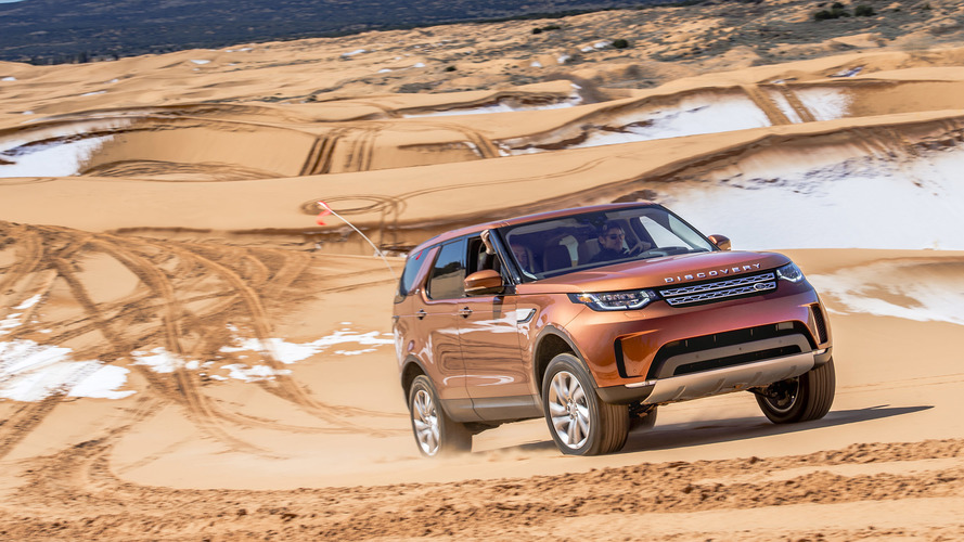 2017 Land Rover Discovery First Drive: Rounded but still grounded