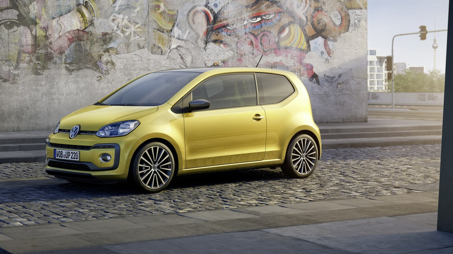 VW will introduce Up GTI pocket rocket in 2018