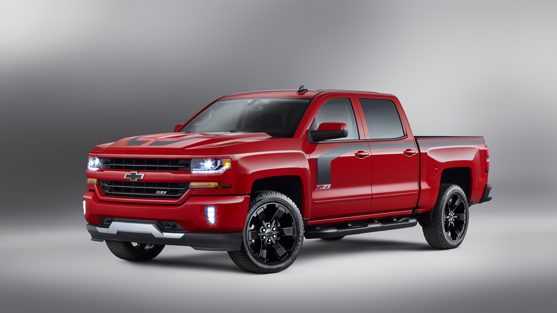 chevy silverado rally edition is yet another special model. Black Bedroom Furniture Sets. Home Design Ideas