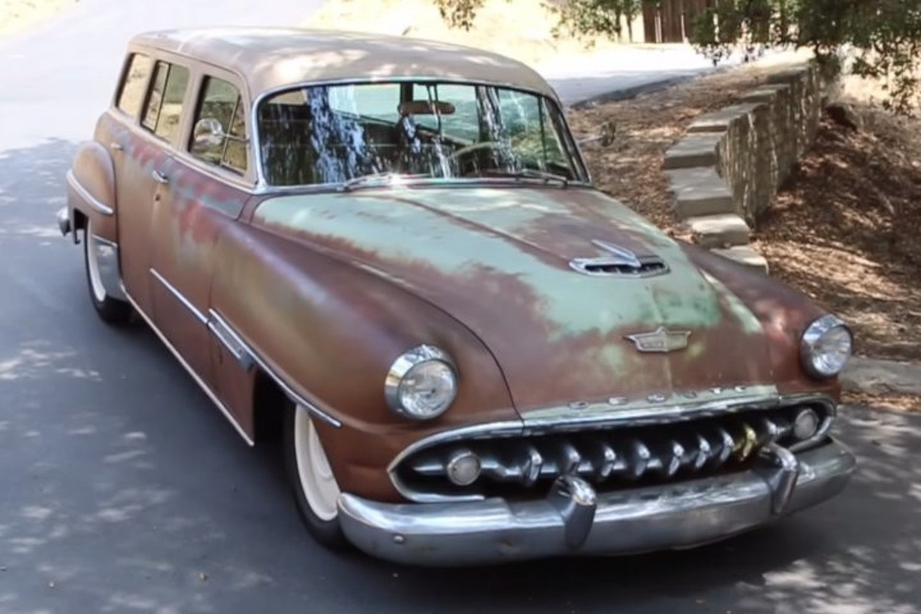 Icon's Derelict DeSoto is Where Rust Meets Style