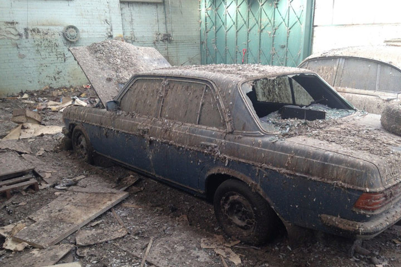 This Has to be the Worst eBay Barn Find in History