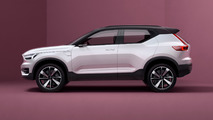 Volvo XC40 confirmed for autumn launch