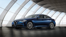 First Alfa Romeo Giulia rolls down the production line