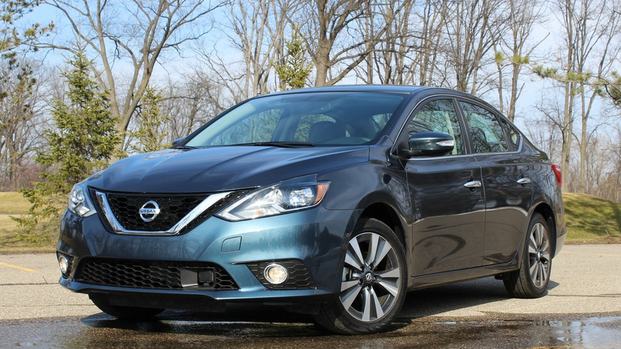 Nissan recalling Leaf and Sentra for airbag issue