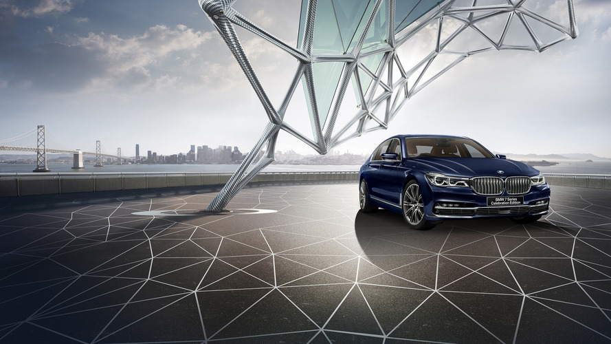 BMW 7 Series Celebration Edition Individual released for Japan