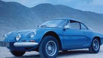 Renault Alpine concept coming to Paris Motor Show - report
