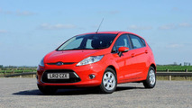 2013 Ford Fiesta ECOnetic 26.03.2012