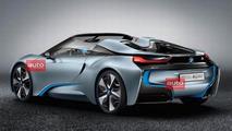 BMW i8 Spyder Concept leaked, 800, 30.03.2012