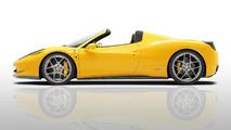 Ferrari 458 Spider by Novitec Rosso 02.05.2012