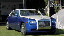 2013 Rolls Royce Ghost one-off for Pebble Beach