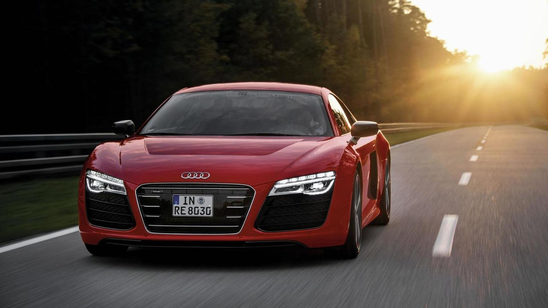 Audi R8 e-tron back on track, could be launched next year - report